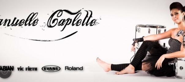 Conseils d'Emmanuelle Caplette pour les batteurs débutants